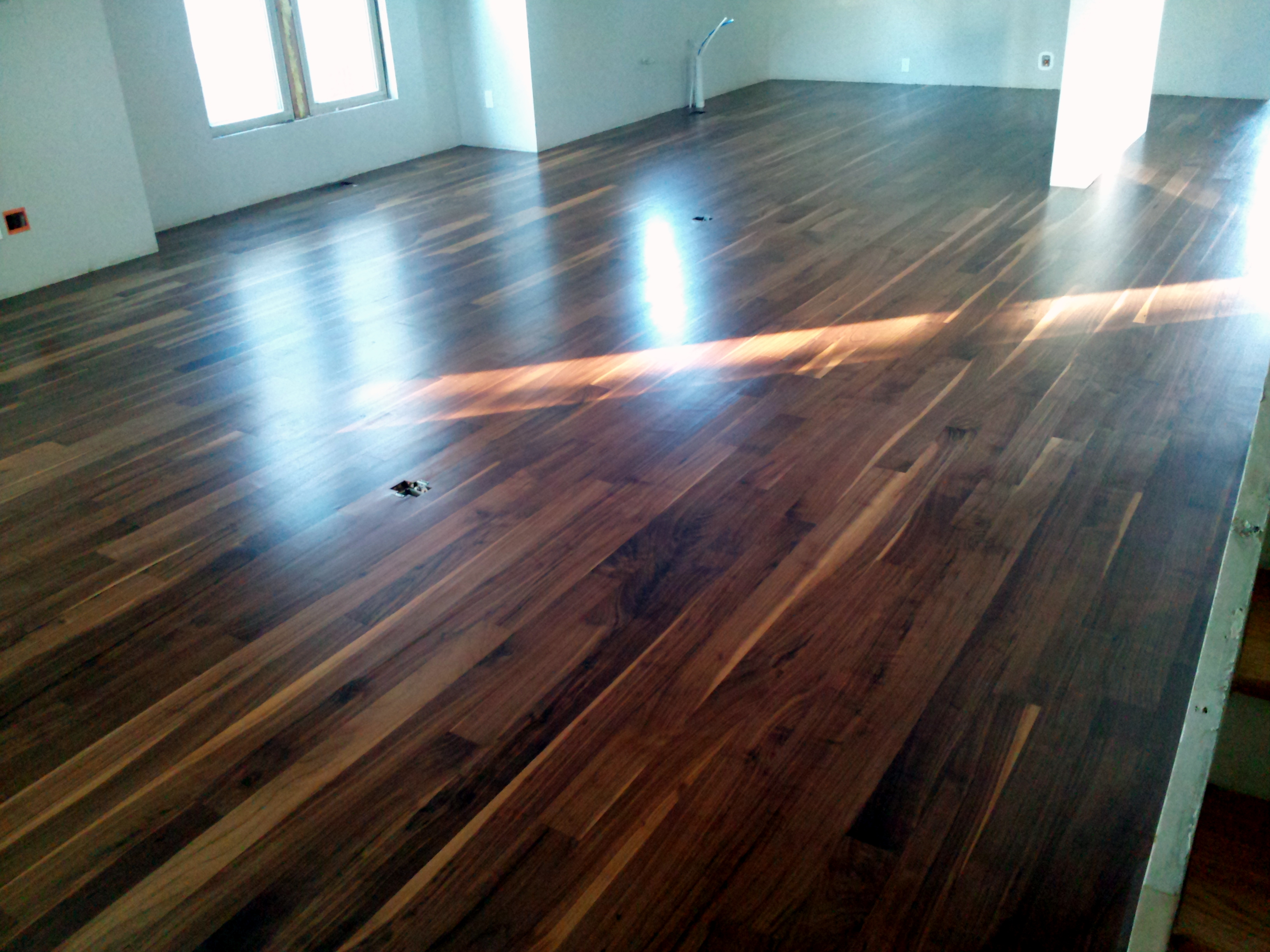 hardwood floor maintenance and care | paradigm interiors
